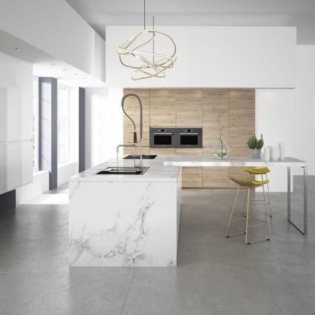modelo fox, muebles de cocina, tendencias cocina